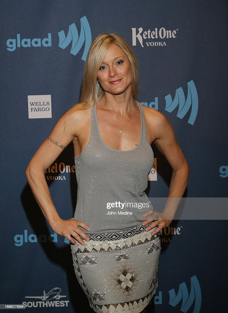 Actress Teri Polo attends the 24th Annual GLAAD Media Awards at the Hilton San Francisco - Union Square on May 11, 2013 in San Francisco, California.