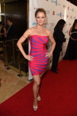 Actress Teri Polo attends the 25th Annual GLAAD Media Awards at The Beverly Hilton Hotel on April 12 2014 in Los Angeles California