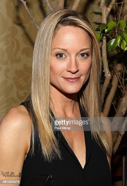 Actress Teri Polo attends the Planned Parenthood Federation Of America's 2014 Gala Awards Dinner at the Marriott Wardman Park Hotel on March 27 2014...