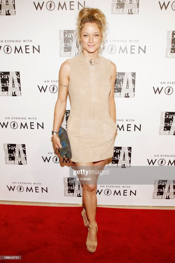 Actress Teri Polo attneds the L.A. Gay & Lesbian Center's 2013 'An Evening With Women' Gala at The Beverly Hilton Hotel on May 18, 2013 in Beverly Hills, California.