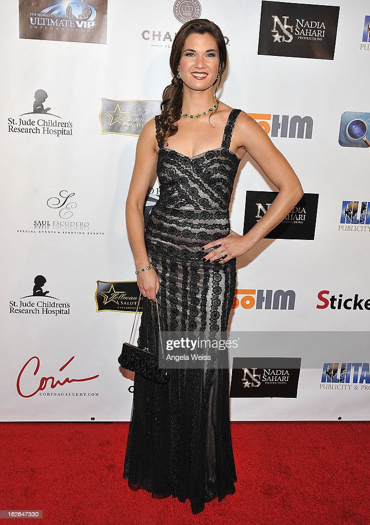 Actress Teri Reeves attends Hellman & Walter's 'Salute To The Stars' Oscar after party at Andaz on February 24, 2013 in West Hollywood, California.