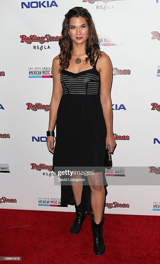 Actress Teri Reeves attends Rolling Stone Magazine's 2012 American Music Awards (AMAs) VIP After Party presented by Nokia and Rdio at the Rolling Stone Restaurant and Lounge on November 18, 2012 in Los Angeles, California.