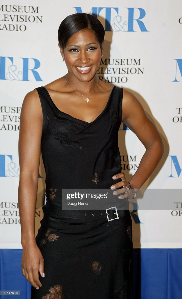Actress Terri J. Vaughn before the Museum of Television & Radio's Annual Los Angeles Gala on November 10, 2003 at the Beverly Hills Hotel in Beverly Hills, California.