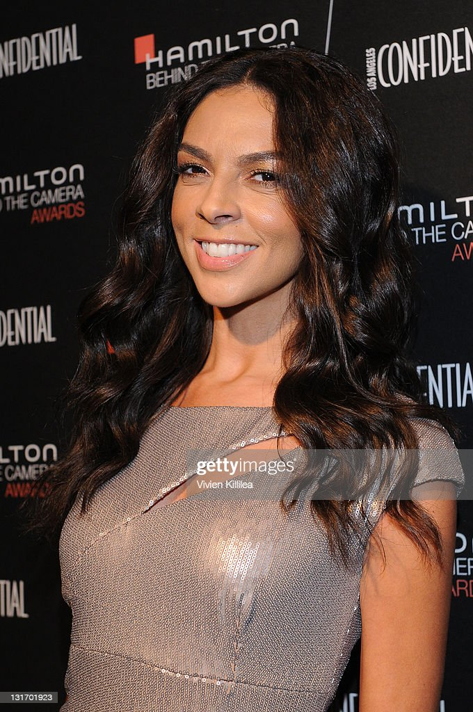 Actress Terri Seymour arrives at the Hamilton Behind The Camera Awards at The Conga Room at L.A. Live on November 6, 2011 in Los Angeles, California.