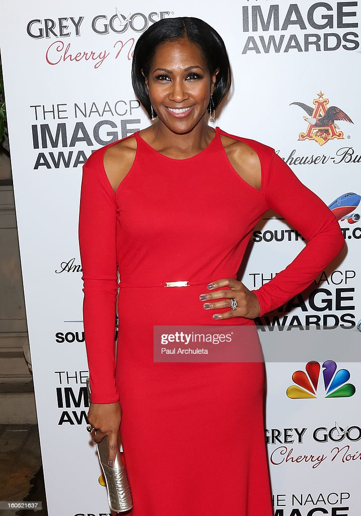 Actress Terri Vaughn attends the The 44th NAACP Image Awards post show gala at the Millennium Biltmore Hotel on February 1, 2013 in Los Angeles, California.