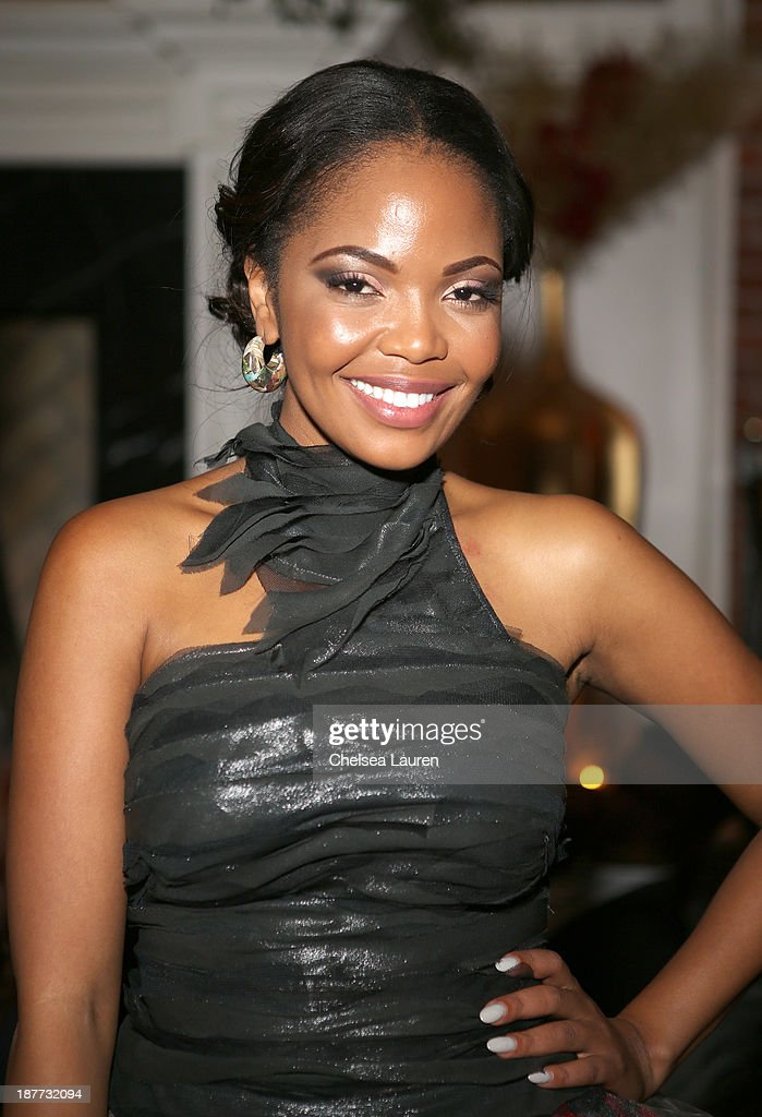 Actress <a gi-track='captionPersonalityLinkClicked' href=/galleries/search?phrase=Terry+Pheto&family=editorial&specificpeople=824105 ng-click='$event.stopPropagation()'>Terry Pheto</a> attends the after party for 'The Weinstein Company Presents The LA Premiere Of 'Mandela: Long Walk To Freedom' Supported By Burberry' at Warwick on November 11, 2013 in Los Angeles, California.