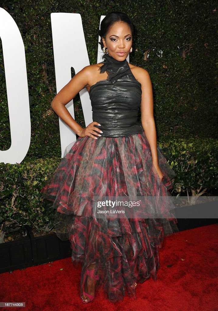 Actress Terry Pheto attends the premiere of 'Mandela: Long Walk To Freedom' at ArcLight Cinemas Cinerama Dome on November 11, 2013 in Hollywood, California.