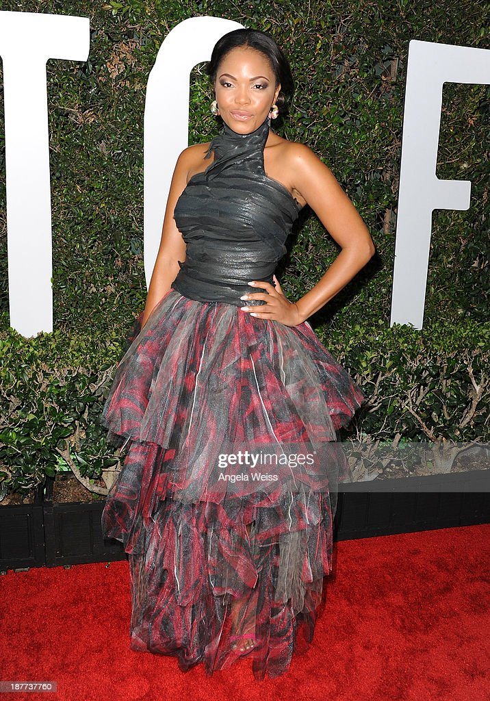 Actress Terry Pheto attends the premiere of The Weinstein Company's 'Mandela: Long Walk To Freedom' at ArcLight Cinemas Cinerama Dome on November 11, 2013 in Hollywood, California.