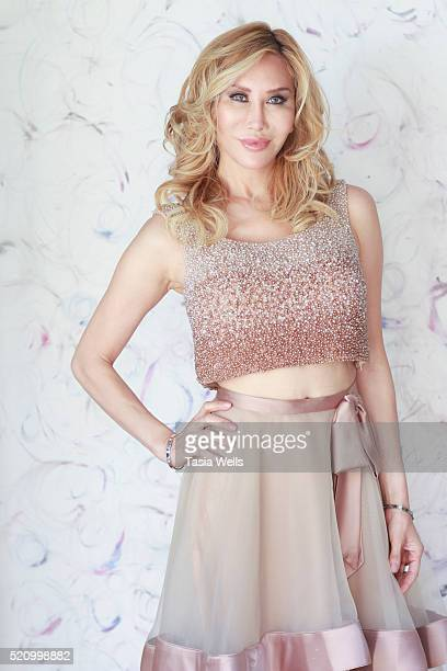 Actress Tess Broussard poses for portrait at the SAPThe Starving Artists Project on April 13 2016 in Los Angeles California