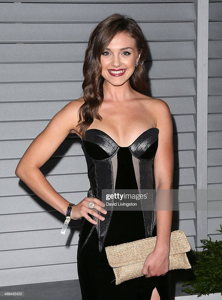 Actress Tessa Harnetiaux attends the Maxim Hot 100 event at the Pacific Design Center on June 10, 2014 in West Hollywood, California.