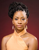 Actress Teyonah Parris is photographed for Los Angeles Times on November 16 2015 in Los Angeles California PUBLISHED IMAGE CREDIT MUST READ Ricardo...
