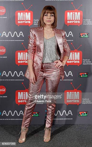 Actress Thais Blume attends the 'MIM awards' photocall at ME hotel on November 28 2016 in Madrid Spain
