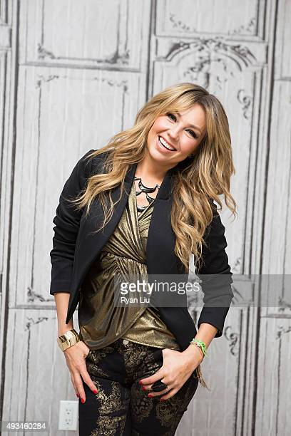 Actress Thalia attends the AOL BUILD Presents Thalia at AOL Studios In New York on October 20 2015 in New York City