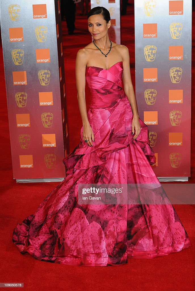 Actress Thandie Newton attends the 2011 Orange British Academy Film Awards at The Royal Opera House on February 13, 2011 in London, England.
