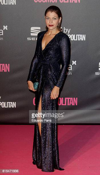 Actress Thaïs Blume attends the 'Cosmopolitan Fun Fearless Female' awards 2016 at La Riviera Disco on October 18 2016 in Madrid Spain