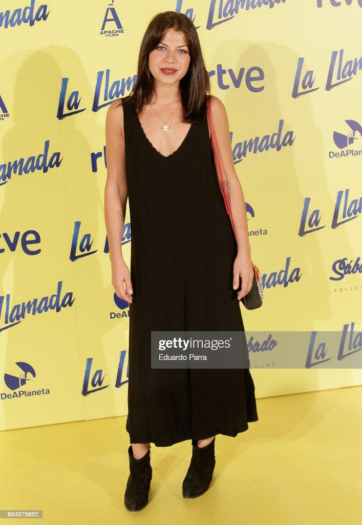 'La Llamada' Madrid Premiere