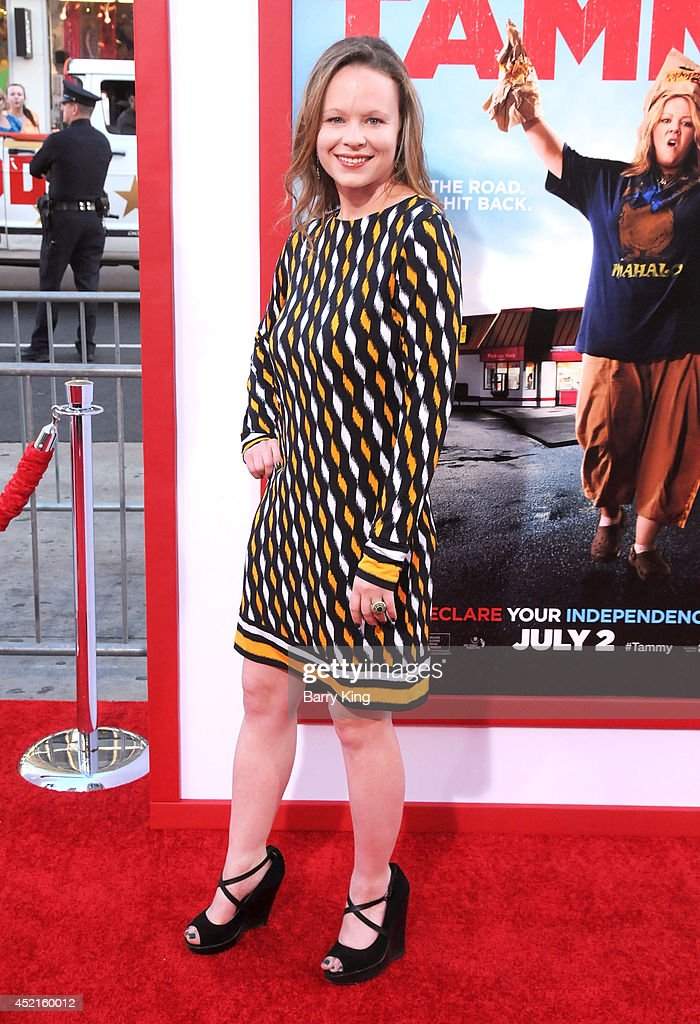 Actress <a gi-track='captionPersonalityLinkClicked' href=/galleries/search?phrase=Thora+Birch&family=editorial&specificpeople=202930 ng-click='$event.stopPropagation()'>Thora Birch</a> arrives at the Los Angeles Premiere 'Tammy' on June 30, 2014 at TCL Chinese Theatre in Hollywood, California.