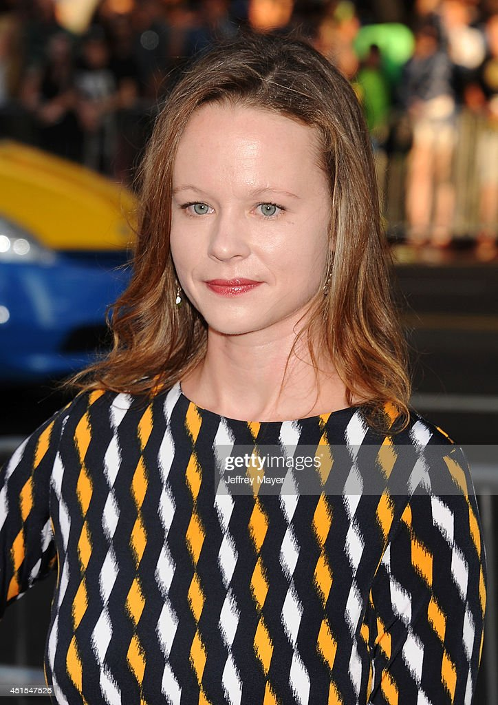 Actress <a gi-track='captionPersonalityLinkClicked' href=/galleries/search?phrase=Thora+Birch&family=editorial&specificpeople=202930 ng-click='$event.stopPropagation()'>Thora Birch</a> arrives at the 'Tammy' - Los Angeles Premiere at TCL Chinese Theatre on June 30, 2014 in Hollywood, California.