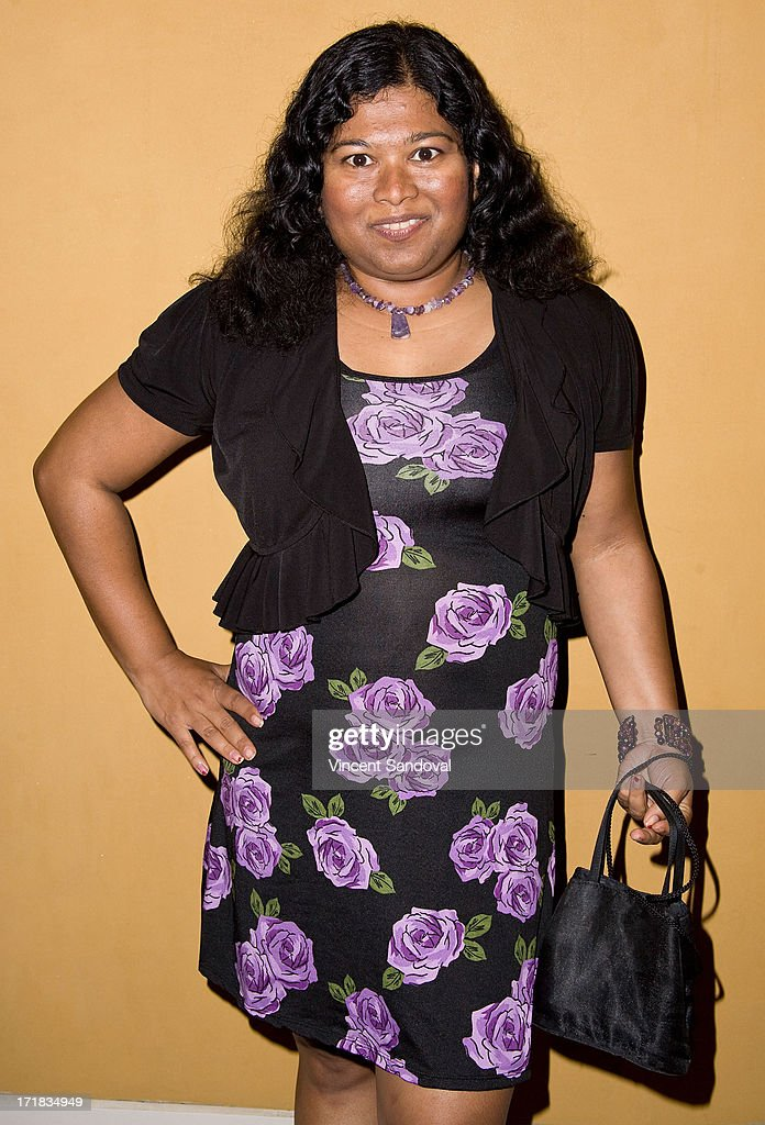 Actress Thushari Jayasekera attends the Launch of Kaya Jones Hollywood Doll Boutique at the iconic Sweet! Hollywood Candy Store at Sweet! Hollywood Boutique on June 28, 2013 in Hollywood, California.