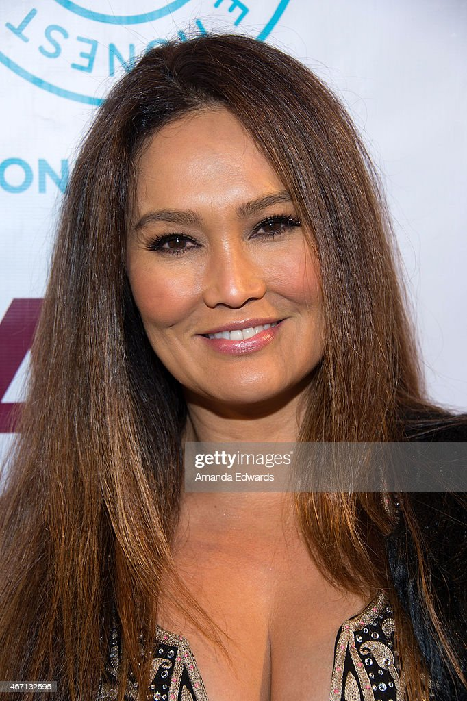 Actress <a gi-track='captionPersonalityLinkClicked' href=/galleries/search?phrase=Tia+Carrere&family=editorial&specificpeople=209062 ng-click='$event.stopPropagation()'>Tia Carrere</a> arrives at The Beverly Hills Chamber Of Commerce's