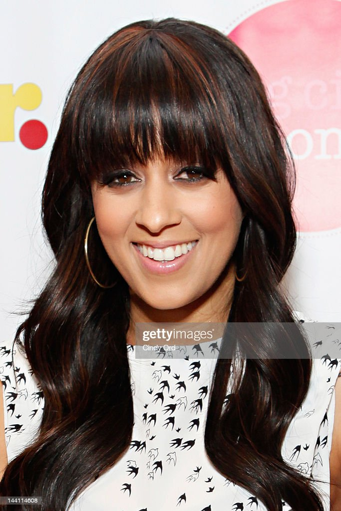 Actress Tia Mowry attends Big City Moms Biggest Baby Shower Ever produced by Big City Moms and Fit Pregnancy on May 9, 2012 in New York, United States.
