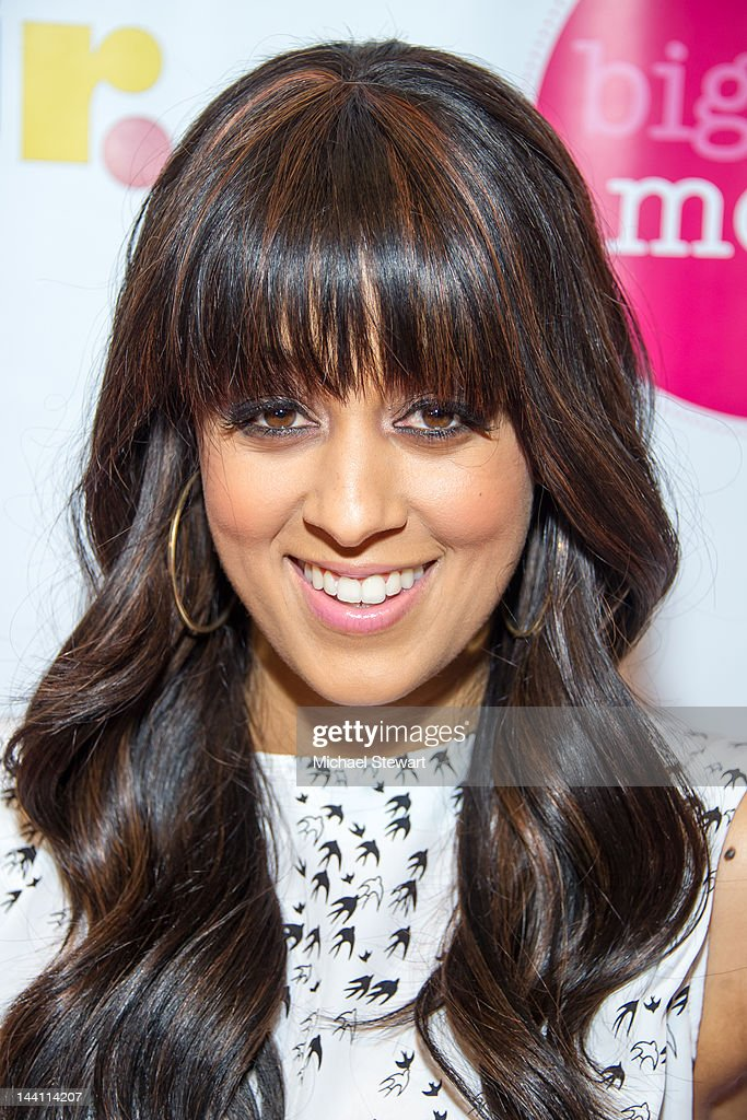 Actress Tia Mowry attends the Big City Moms Biggest Baby Shower Ever produced by Big City Moms and Fit Pregnancy on May 9, 2012 in New York City.