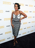 Actress Tichina Arnold attends 'Survivor's Remorse' New York screening at Roxy Hotel on July 12 2016 in New York City