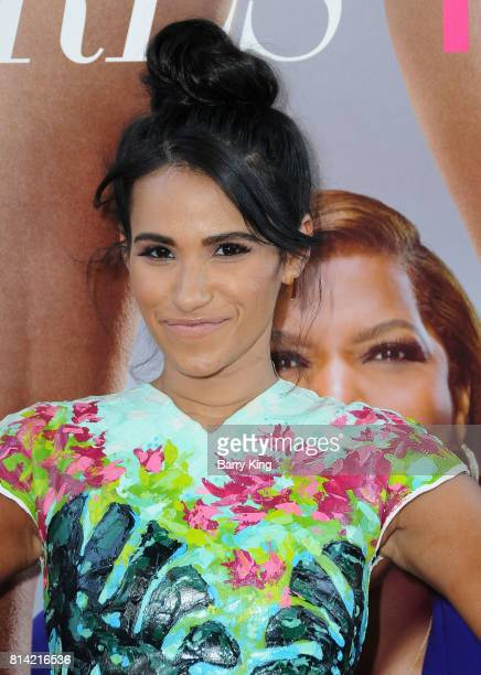 Actress Tiffany Smith attends the Premiere of Universal Pictures' 'Girls Trip' at Regal LA Live Stadium 14 on July 13 2017 in Los Angeles California