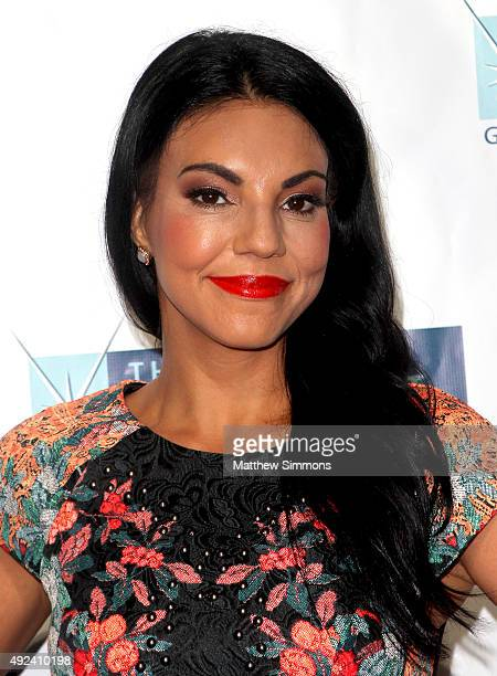Actress Tilda Del Toro attends the Teen Project's hollywood red carpet event at TCL Chinese 6 Theatres on October 12 2015 in Hollywood California