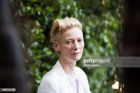 Actress Tilda Swinton is photographed for Los Angeles Times on March 10 2014 in Los Angeles California PUBLISHED IMAGE CREDIT MUST READ Anne...