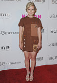 Actress Tina Majorino arrives at NYLON Magazine And BCBGeneration Annual May Young Hollywood Issue Party Hosted By May Cover Star Dakota Fanning at...