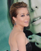 Actress Tina Majorino arrives at the Los Angeles premiere 'Veronica Mars' at TCL Chinese Theatre on March 12 2014 in Hollywood California