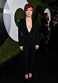 Actress Tina Majorino attends the GQ 20th Anniversary Men Of The Year Party at Chateau Marmont on December 3 2015 in Los Angeles California