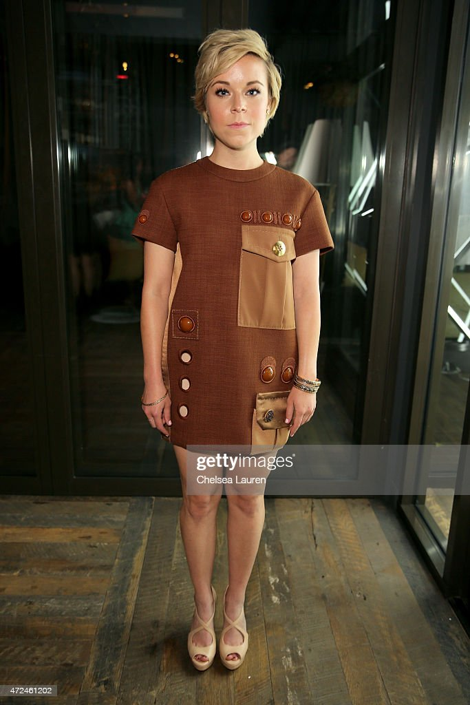 Actress Tina Majorino attends the NYLON Young Hollywood Party presented by BCBGeneration at HYDE Sunset Kitchen Cocktails on May 7 2015 in West...