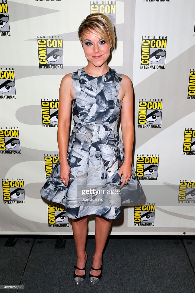 Actress Tina Majorino attends TNT's 'Legends' panel during ComicCon International San Diego 2014 at San Diego Convention Center on July 24 2014 in...