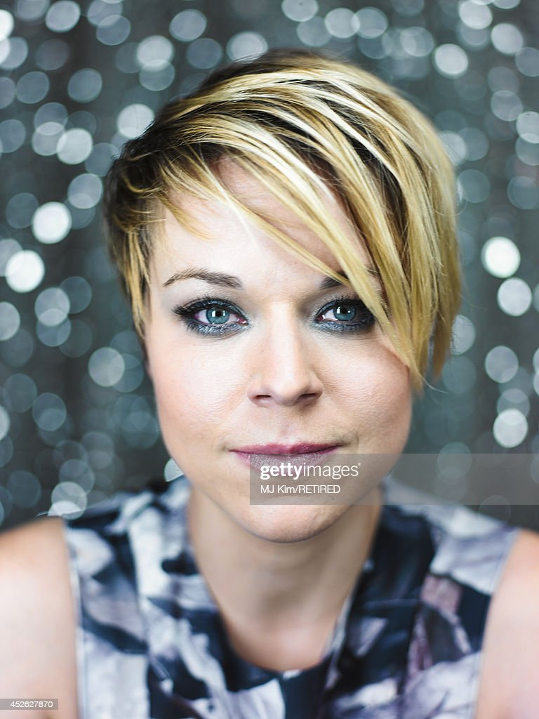 Actress Tina Majorino of TNT's Legends poses for a portrait at Getty Images Portrait Studio powered by Samsung Galaxy at ComicCon International 2014...