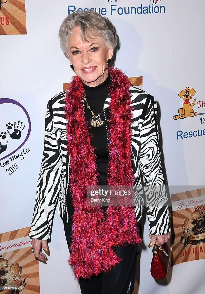 Actress Tippi Hedren And The Roar Foundation To Be Honored At Fundraising Event To Save Circus Animals Of Mexico
