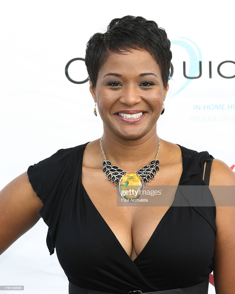 Actress Tisha French attends the Reed For Hope Foundation's 11th annual 'Sunshine Beyond Summer' celebration on August 31, 2013 in Westlake Village, California.