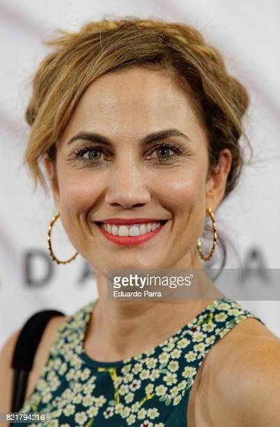Actress Toni Acosta attends the 'Abracadabra' premiere at Palacio de la Prensa cinema on July 24 2017 in Madrid Spain