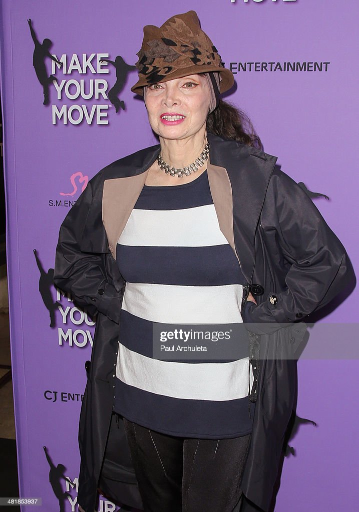 Actress Toni Basil attends the premiere of 'Make Your Move' at the Pacific Theaters at the Grove on March 31, 2014 in Los Angeles, California.