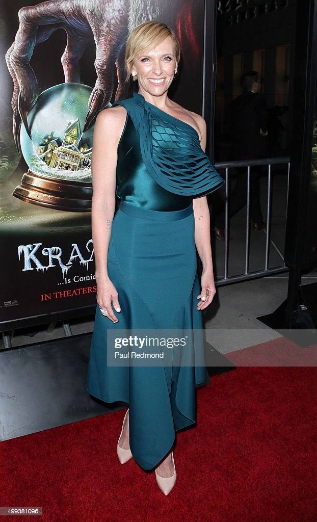 "Industry Screening Of Universal Pictures' ""Krampus"" - Arrivals"