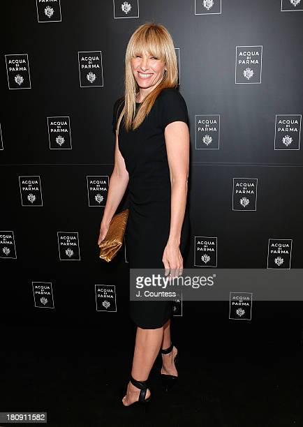 Actress Toni Collette attends an evening of dance featuring Roberto Bolle and friends at Manhattan Theatre Club at New York City Center on September...