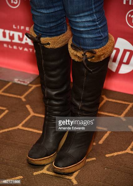 Actress Toni Collette attends the 'Glassland' premiere during the 2015 Sundance Film Festival>> on January 24 2015 in Park City Utah