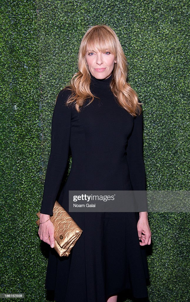 Actress <a gi-track='captionPersonalityLinkClicked' href=/galleries/search?phrase=Toni+Collette&family=editorial&specificpeople=204673 ng-click='$event.stopPropagation()'>Toni Collette</a> attends the 'To Catch A Thief' RALPH LAUREN screening celebrating the PRINCESS GRACE FOUNDATION at The Museum of Modern Art on October 28, 2013 in New York City.
