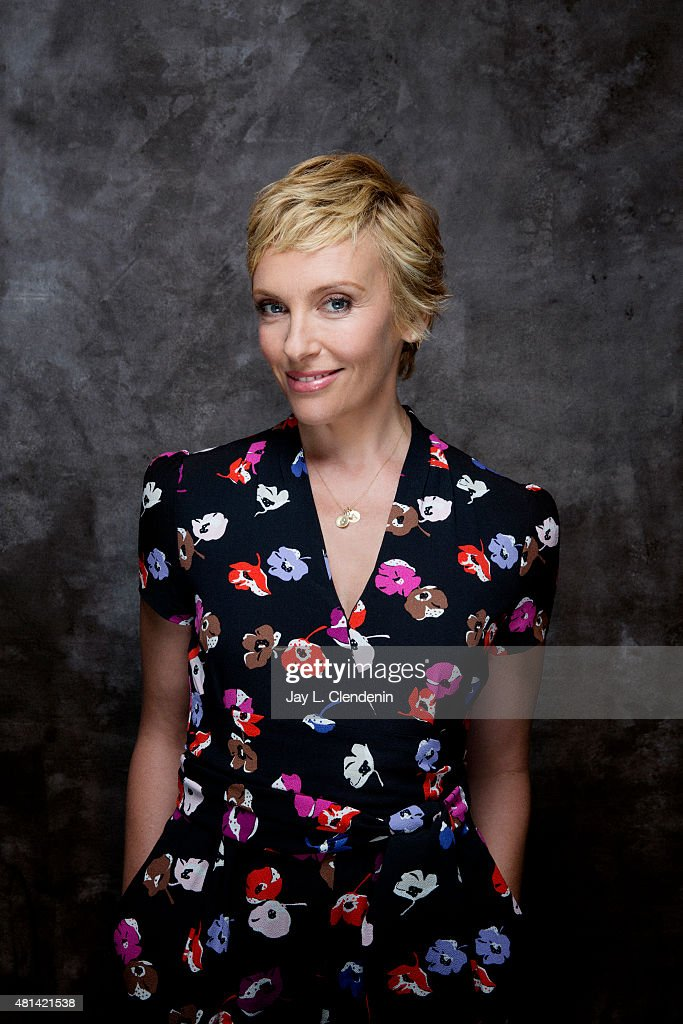 Actress <a gi-track='captionPersonalityLinkClicked' href=/galleries/search?phrase=Toni+Collette&family=editorial&specificpeople=204673 ng-click='$event.stopPropagation()'>Toni Collette</a> of 'Krampus' poses for a portrait at Comic-Con International 2015 for Los Angeles Times on July 9, 2015 in San Diego, California. PUBLISHED IMAGE.
