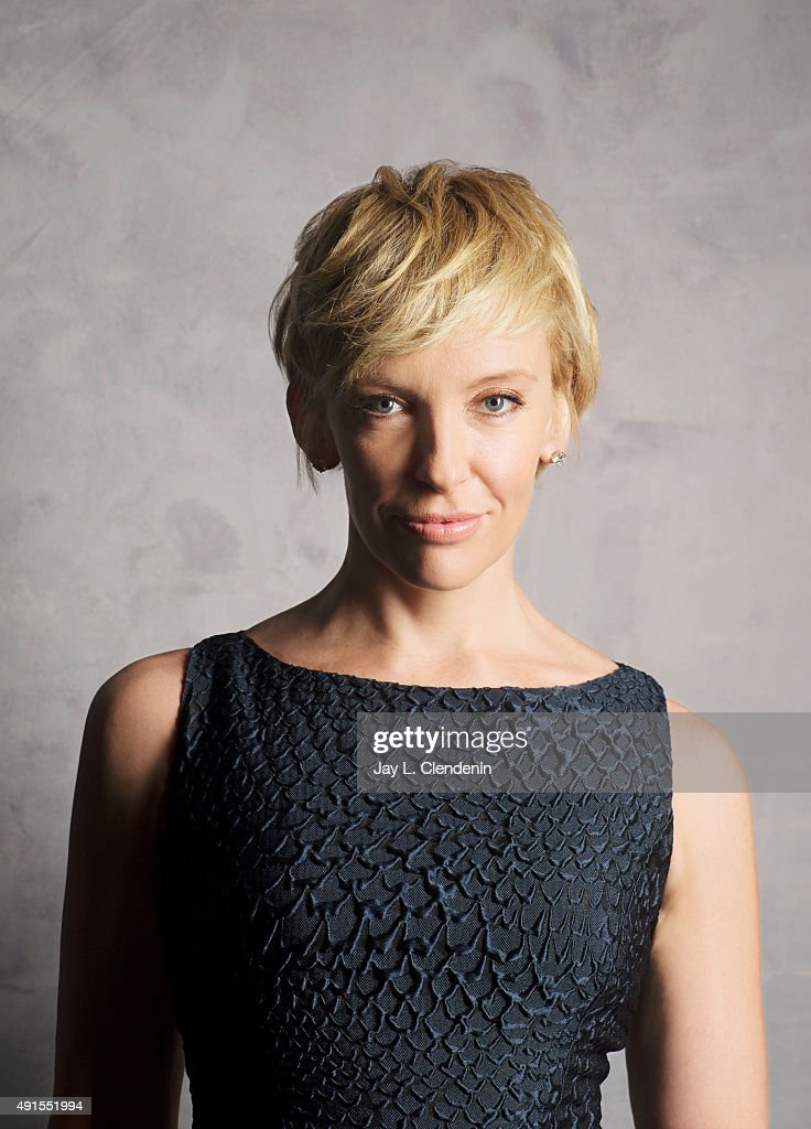 Actress Toni Collette of the film 'Miss You Already' is photographed for Los Angeles Times on September 25, 2015 in Toronto, Ontario. PUBLISHED IMAGE.