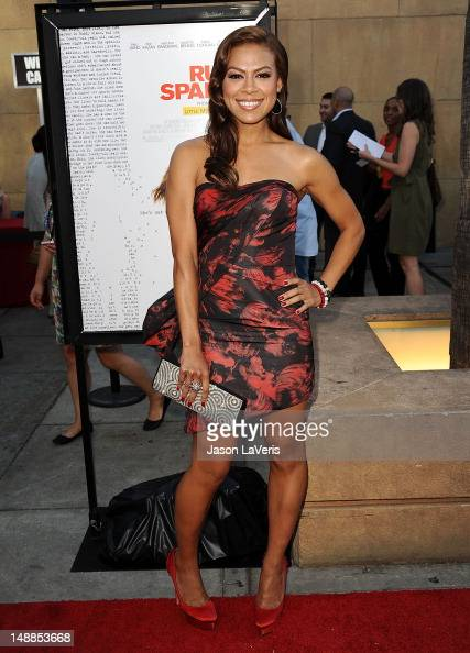 Actress Toni Trucks attends the premiere of 'Ruby Sparks' at the Egyptian Theatre on July 19 2012 in Hollywood California