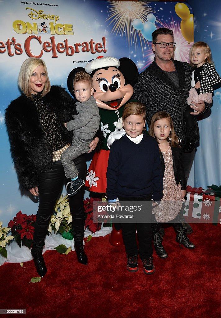 """Disney On Ice Presents """"Let's Celebrate!"""""""