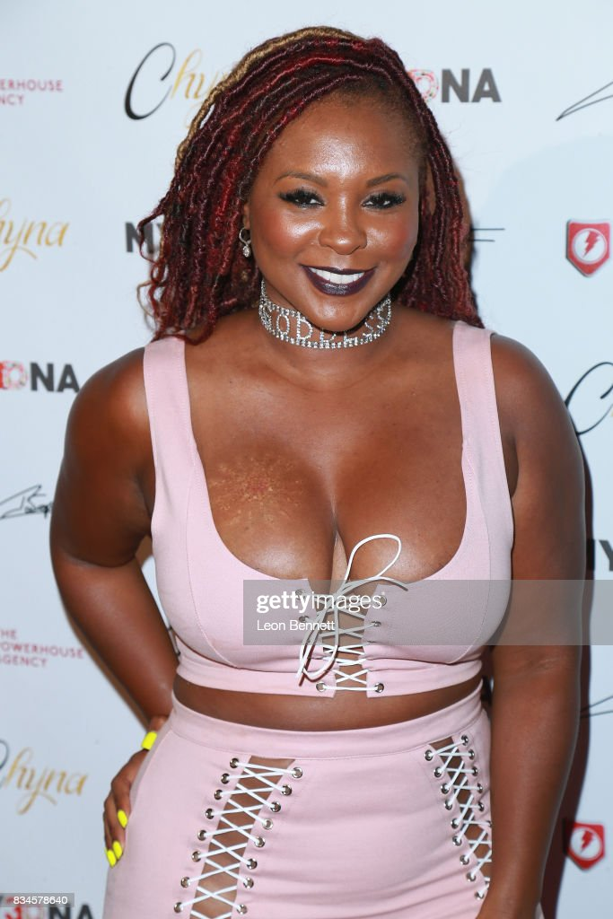 Actress Torrei Hart attends Blac Chyna Figurine Doll Launch on August 17, 2017 in Los Angeles, California.