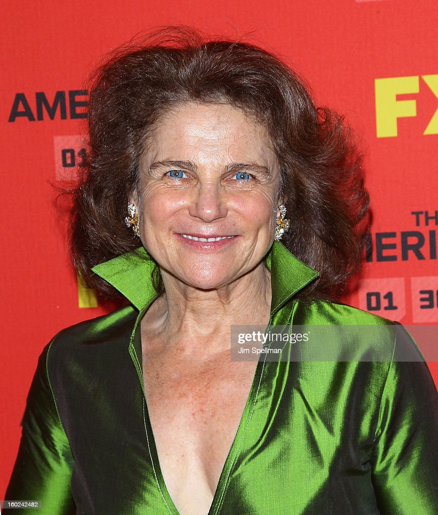 Actress Tovah Feldshuh attends FX's 'The Americans' Season One New York Premiere at DGA Theater on January 26, 2013 in New York City.